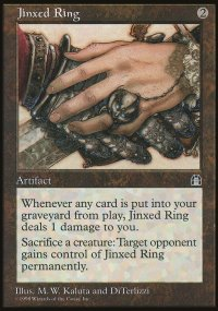 Jinxed Ring - Stronghold
