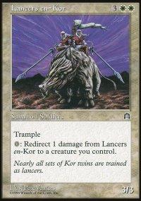 Lancers en-Kor - Stronghold