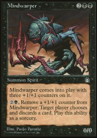 Mindwarper - Stronghold