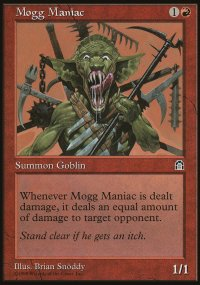 Mogg Maniac - Stronghold