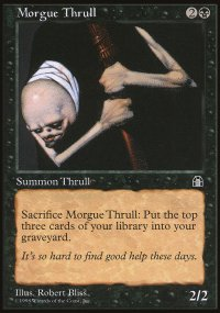 Morgue Thrull - Stronghold