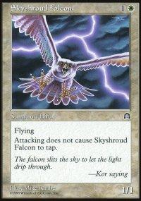 Skyshroud Falcon - Stronghold