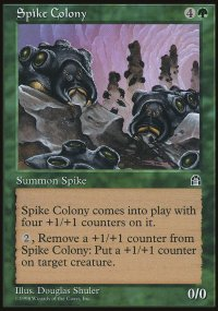 Spike Colony - Stronghold