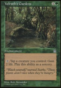 Volrath's Gardens - Stronghold