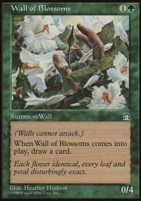 Wall of Blossoms - Stronghold