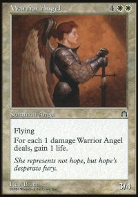 Warrior Angel - Stronghold