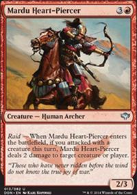 Mardu Heart-Piercer - Speed vs. Cunning