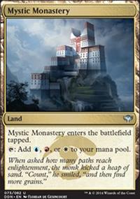 Mystic Monastery - Speed vs. Cunning
