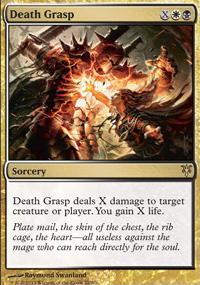Death Grasp - Sorin vs. Tibalt