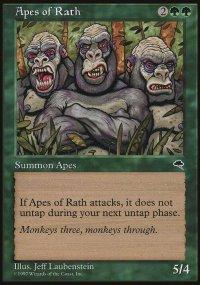 Apes of Rath - Tempest