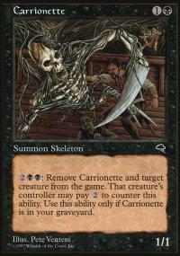 Carrionette - Tempest