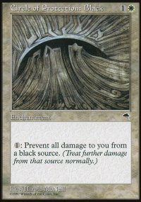 Circle of Protection: Black - Tempest