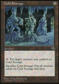 Cold Storage - Tempest