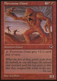 Flowstone Giant - Tempest