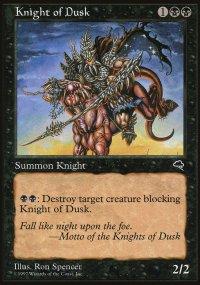 Knight of Dusk - Tempest