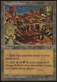 Mogg Hollows - Tempest