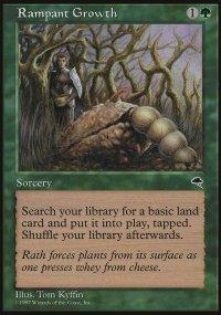 Rampant Growth - Tempest