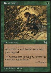 Root Maze - Tempest