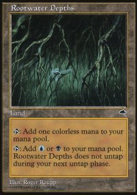 Rootwater Depths - Tempest