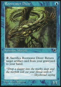 Rootwater Diver - Tempest