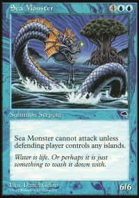 Sea Monster - Tempest
