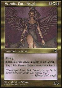 Selenia, Dark Angel - Tempest