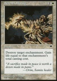 Serene Offering - Tempest
