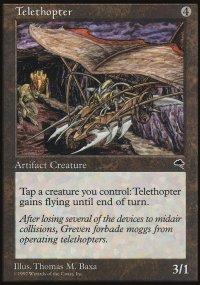 Telethopter - Tempest