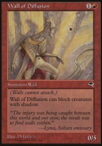 Wall of Diffusion - Tempest