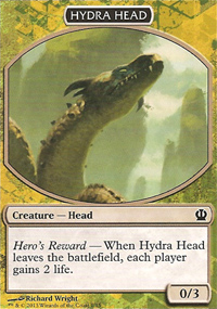 Hydra Head - Theros Challenge Deck : Face the Hydra