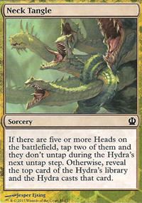 Neck Tangle - Theros Challenge Deck : Face the Hydra