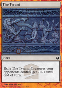 The Tyrant - Theros Heroes