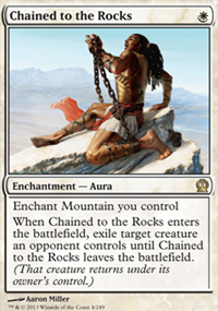 Chained to the Rocks - Theros