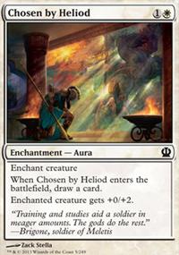 Chosen by Heliod - Theros