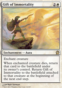 Gift of Immortality - Theros