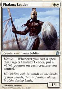 Phalanx Leader - Theros