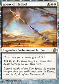 Spear of Heliod - Theros