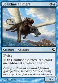 Coastline Chimera - Theros