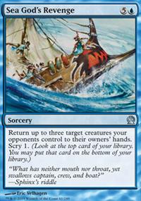 Sea God's Revenge - Theros