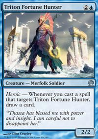 Triton Fortune Hunter - Theros