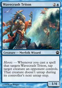Wavecrash Triton - Theros
