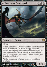Abhorrent Overlord - Theros