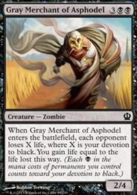 Gray Merchant of Asphodel - Theros