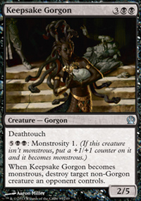 Keepsake Gorgon - Theros