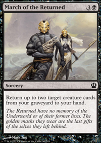 March of the Returned - Theros