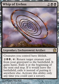Whip of Erebos - Theros
