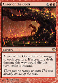 Anger of the Gods - Theros