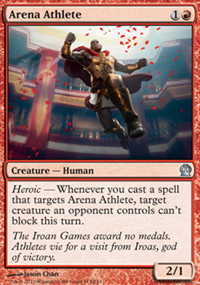 Arena Athlete - Theros