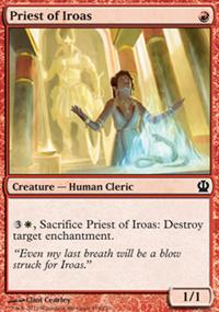 Priest of Iroas - Theros