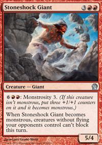 Stoneshock Giant - Theros
